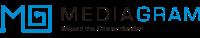 미디어그램 로고